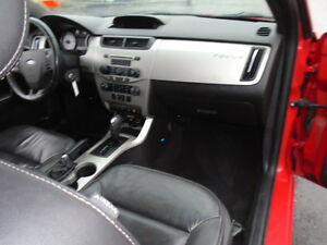 2008 FORD FOCUS SES LUXURY SPORET PKG-LEATHER-SUNROOF Edmonton Edmonton Area image 14