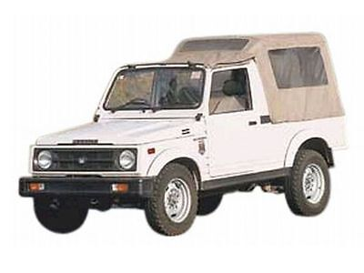 "SUZUKI SJ413 SJ410 SOFT TOP ROOF "" LONG WHEEL BASE "" SAMURAI SIERRA MARUTI GYPSY"