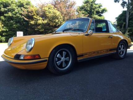 PORSCHE 1973 911E  RARE ORIGINAL TARGA Wantirna South Knox Area Preview