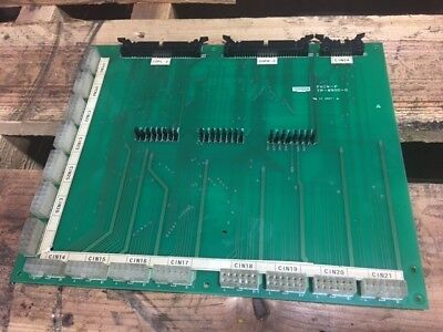 Toyoda FHIN-F PC Board, TP-8900-0, off Toyoda CNC Machine, Used, Warranty