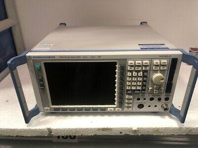 Rohde Schwarz Fsp3 Spectrum Analyzer 9khz To 3ghz With Fresh Calibration