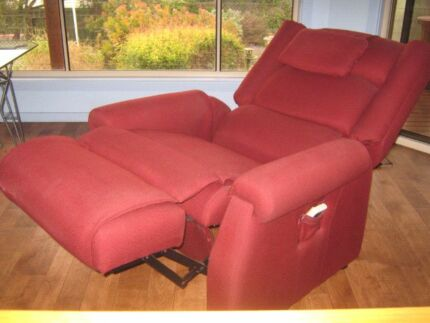 Niagara Therapeutic Reclining Chair Oaklands Park Marion Area Preview