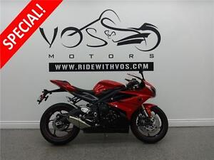 2015 Triumph Daytona 675 - V2285 -**No Payments For 1 Year
