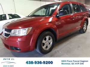 ***2009 DODGE JOURNEY SE*** 7 PASSAGERS / 4 CYLINDRES