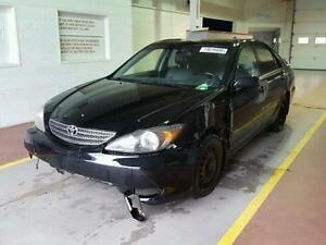 parting out 2003 toyota camry