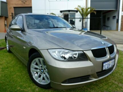 2007 BMW 320i E90 Executive Bronze 6 Speed Automatic Sedan Alfred Cove Melville Area Preview