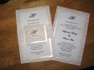 Personalized Invitations for Wedding or Special Events Kitchener / Waterloo Kitchener Area image 7