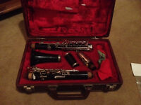 Clarinet Graduate by Ruddall Carter & Co