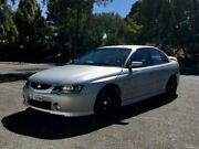 2003 Holden Commodore VY SS Silver 6 Speed Manual Sedan Mile End South West Torrens Area Preview