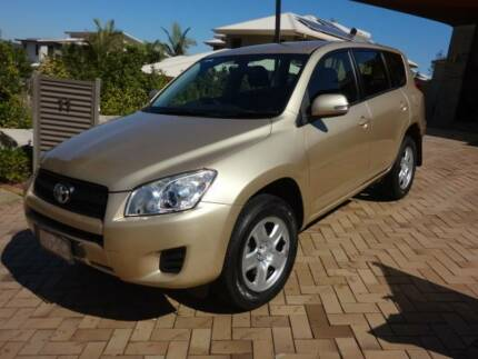 2012 Toyota RAV4 AWD Sandstone Colour - A Must See Belrose Warringah Area Preview