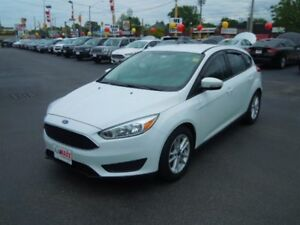 2015 FORD FOCUS SE- REAR VIEW CAMERA, REVERSE PARK ASSIST, SYNC,
