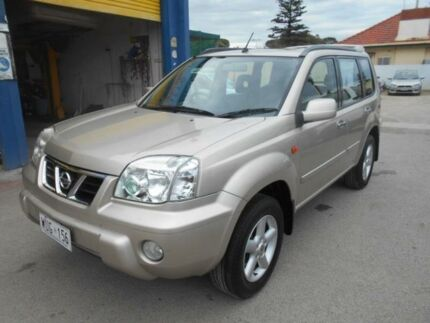 2002 Nissan X-Trail T30 TI (4x4) Silver 4 Speed Automatic Wagon Christies Beach Morphett Vale Area Preview