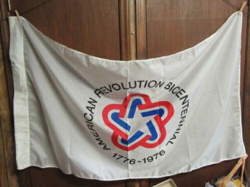 American Revolution Bicentennial Nylon  Flag, 3 by 5    TH3