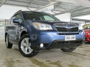 2013 Subaru Forester S4 MY13 2.5i-L Lineartronic AWD Blue 6 Speed Constant Variable Wagon Edwardstown Marion Area Preview