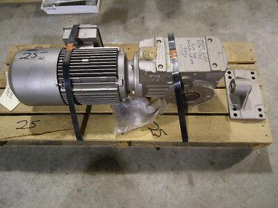 Sew Eurodrive Gear Motor 5.0 H.p.