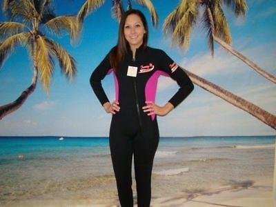 Wetsuit 3 MM size Small to 5x Plus Size Full Suit Stretch Series Scuba (5x Wetsuit)