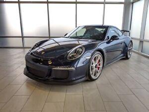 2015 Porsche 911 GT3   CPO   Ext. Warranty   Carbon Seats   Fron