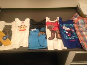 Baby Boys Shirts (Group of 6)