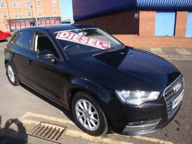 63 AUDI A3 TDI 150 BHP SE 5 DOOR DIESEL £20 ROAD TAX
