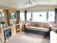 STATIC CARAVAN FOR SALE SITED IN NEWQUAY, CORNWALL