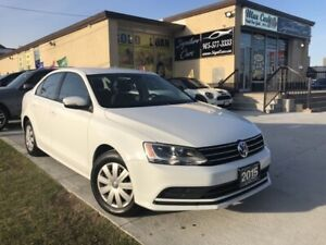 2015 VW Jetta - EXTENDED WARRANTY 200K - 2023-AUTO BACKUP CAMERA