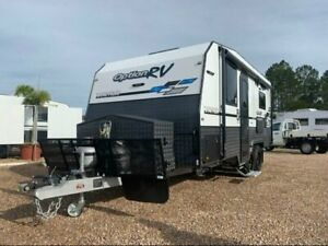 2019 Option RV Traction 196 MID DOOR Chevallum Maroochydore Area Preview