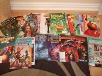 Bundle of 38 US Comics - Free Comic Book Day & DC Comics etc