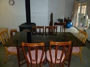 Dining Table and chairs Pennant Hills Hornsby Area Preview