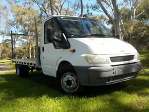 2002 Ford Transit VH LWB 5 Speed Manual Cab Chassis Pooraka Salisbury Area Preview
