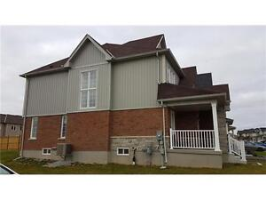 Detached 3 bedroom house only less then  2 yres old