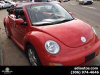 2003 Volkswagen New Beetle GLS CONVERITABLE