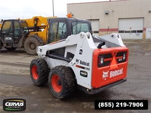 2015 Bobcat S630 ACS Skid Steer