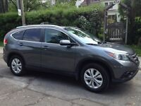 2012 Honda CR-V EX AWD  UNE TAXE SEULEMENT