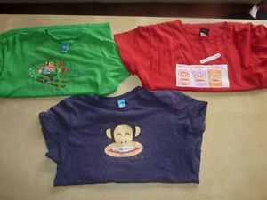 3 Paul Frank T-shirts, women's size M Kitchener / Waterloo Kitchener Area image 1