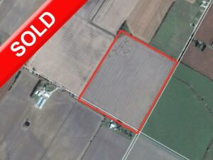 SOLD! 50 Tiled Workable Acres Bare Land Near Monkton North Perth