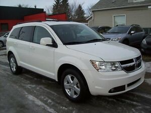 2010 Dodge Journey SXT/AUTO/NAVI/SUNROOF Edmonton Edmonton Area image 2