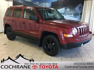 2012 Jeep Patriot 4x4 - UPGRADED RIMS!!! BRAND NEW TIRES!!!