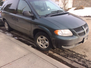 2002 Dodge Caravan Great Van!
