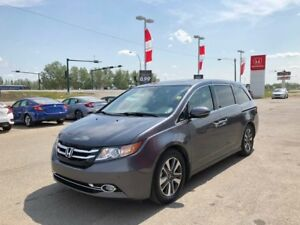 2014 Honda Odyssey Touring- No Accidents, One Owner!