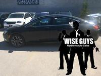 2015 Chrysler 200 LX Wise Guys Auto