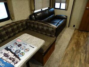 Bunkhouse RV Trailer with Dinette on Awning Side! Kitchener / Waterloo Kitchener Area image 6