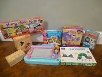 Toddler's (2 years +) Toy Bundle in Very Good Condition