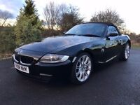 2008 BMW Z4 Sport low mileage 54,000 miles lovely condition