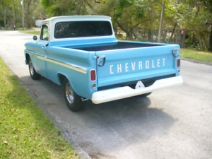 Looking for a 1960-66 Chevy Fleetside Rear Bumper