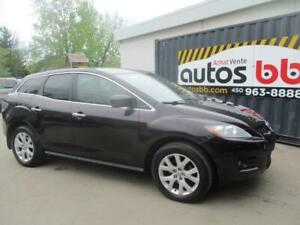 2008 Mazda CX-7 GT ( CUIR MAGS TOIT NAVIGATION )