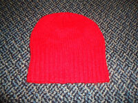 Boys Size 6-8 Hand Knit Toque