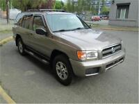 2002 Nissan Pathfinder Chilkoot Edition 4WD Certified Low KMs !!