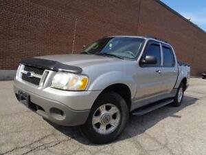 2003 Ford Explorer Sport Trac XLT LEATHER,SUN ROOF,141KM