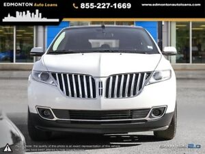 2013 Lincoln MKX AWD Loaded, No Accidents, Alberta Vehicle