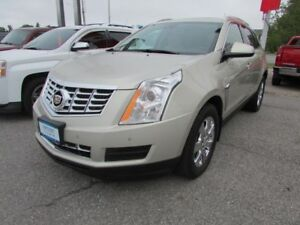 2014 Cadillac SRX Luxury $259 Bi-Weekly